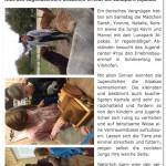 20. Oktober 2015 - Pressemitteilung über den Besuch des städischen Jugendzentrums 4You Deggendorf.